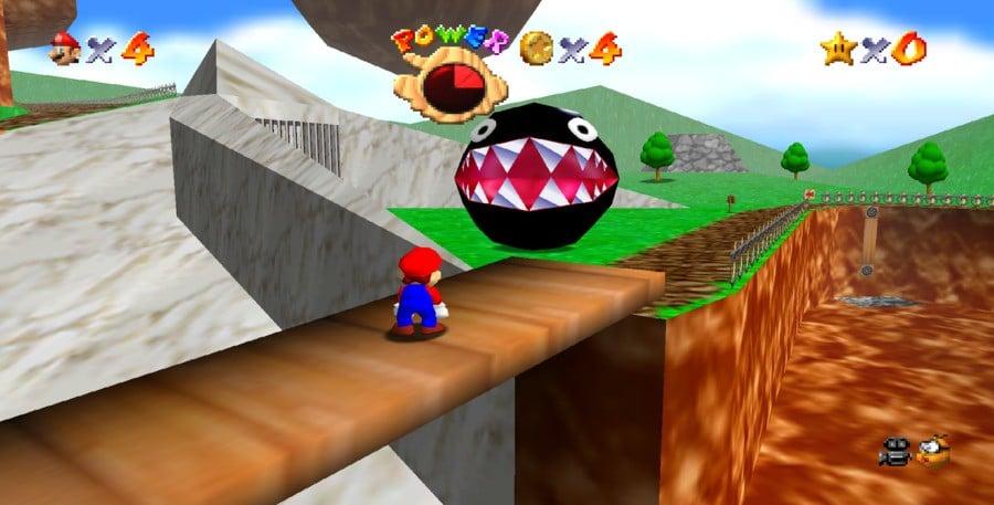 Browser Mario