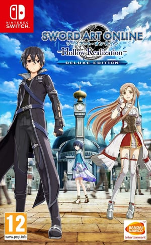 Sword Art Online: Hollow Realization Deluxe Edition Review (Switch