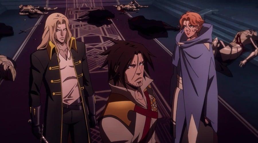 Castlevania Seasons 2 IMG