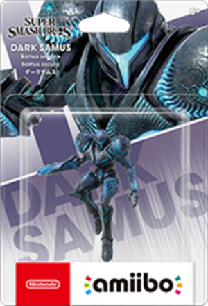 Dark Samus amiibo Pack