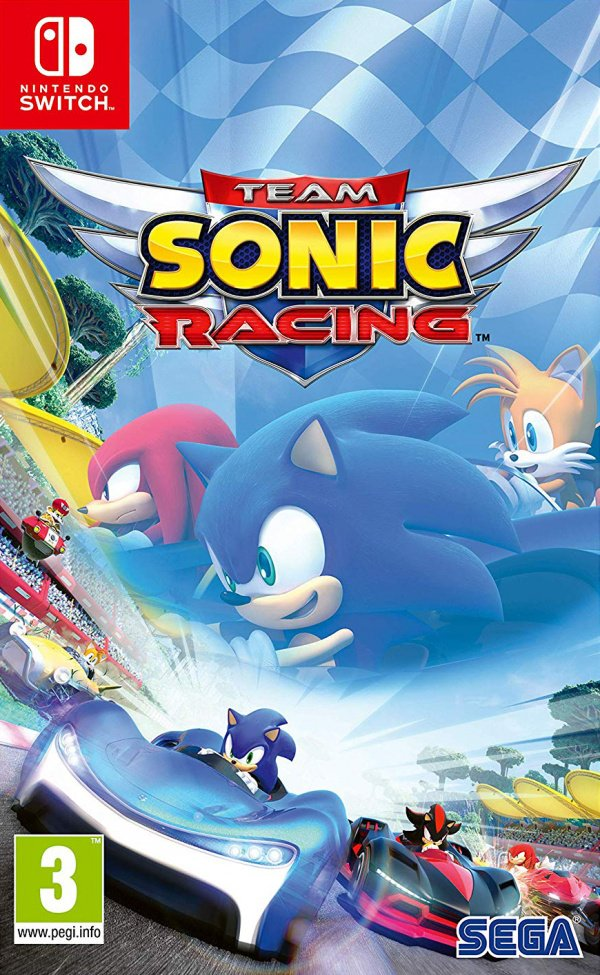 Team Sonic Racing Review (Switch) | Nintendo Life