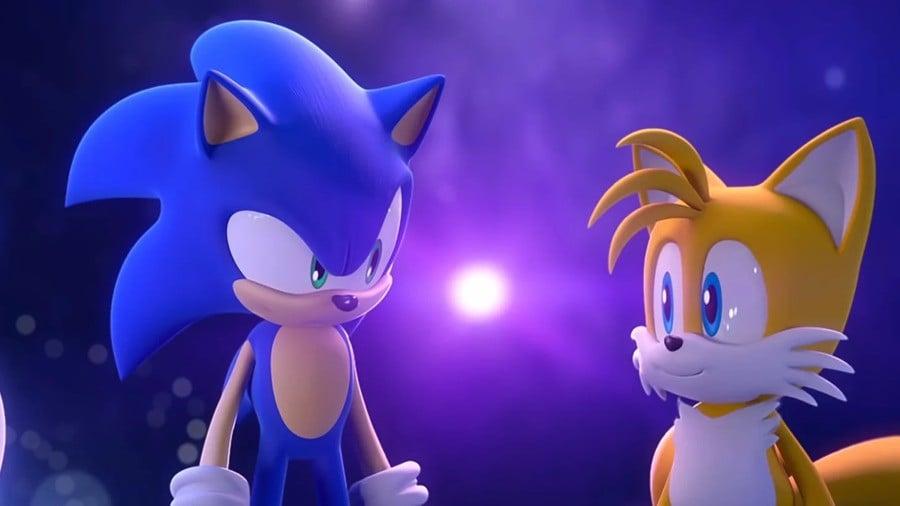 Sonic Colors Sadness