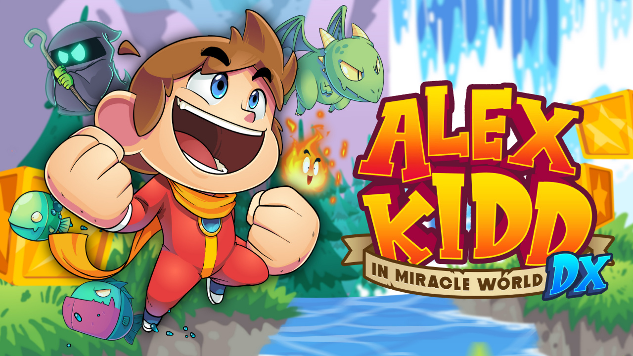 Feature: Jankenteam On Reviving Alex Kidd For A Whole New Generation Of Players