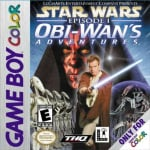 Star Wars: Episode I: Obi-Wan's Adventures (GBC)