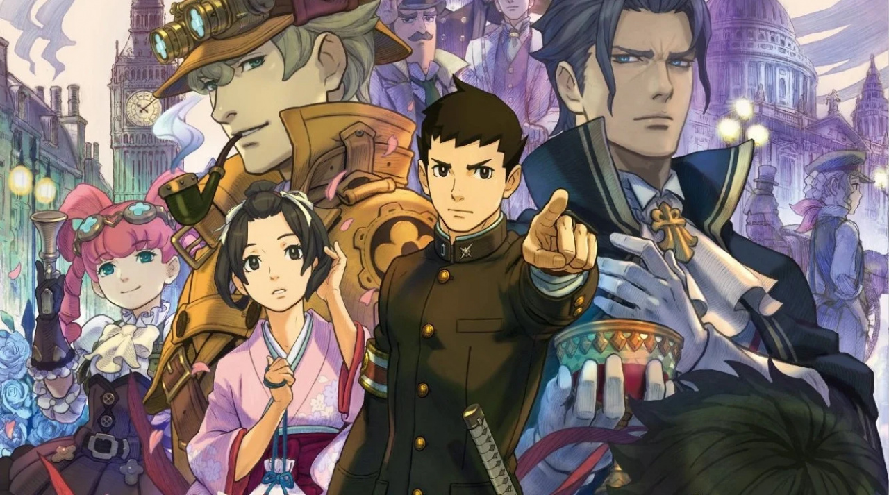 The Great Ace Attorney Chronicles Has Been Rated For Nintendo Switch