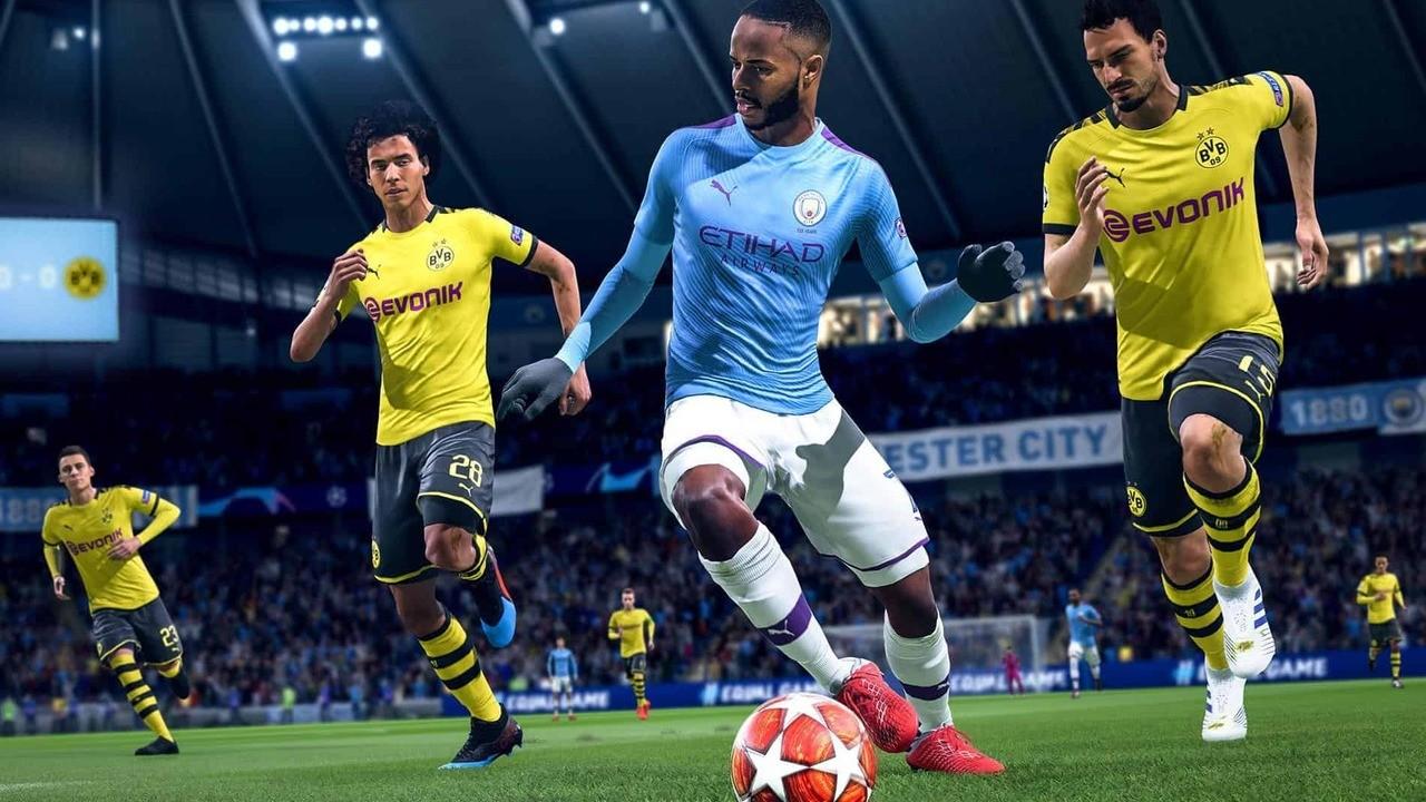 Aleatorio: los equipos de fútbol real están utilizando FIFA para jugar partidos pospuestos por Coronavirus 29