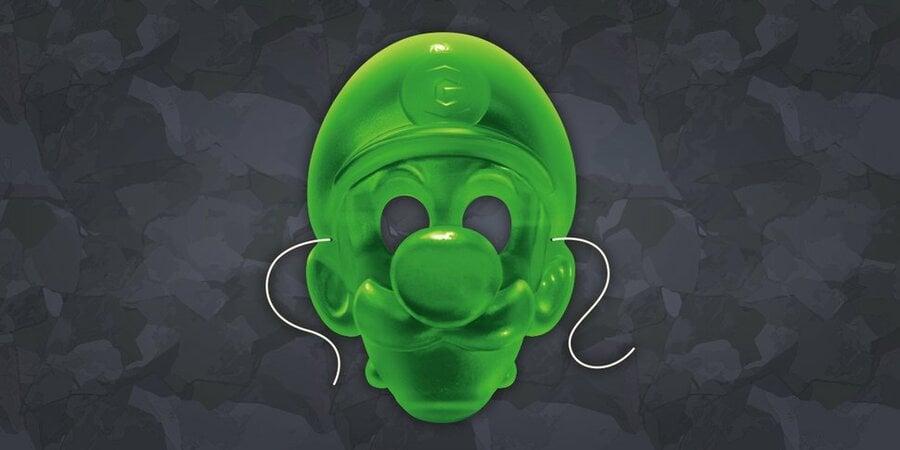 Gooigi Mask