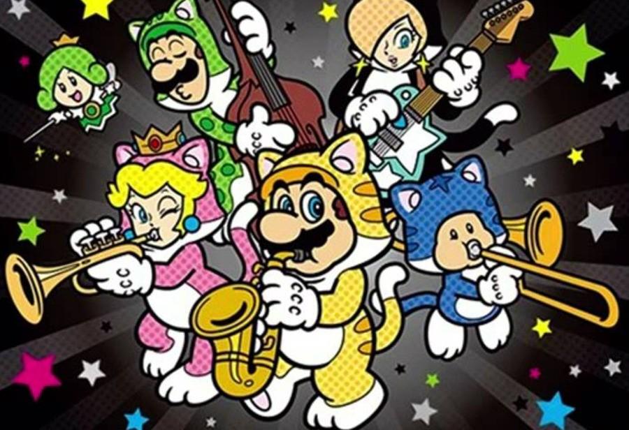 Super Mario 3 D World Soundtrack