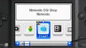 DSi Shop