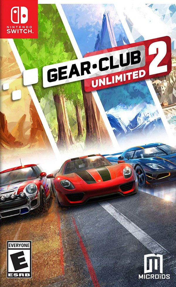 Gear Club Unlimited 2 Review (Switch) | Nintendo Life