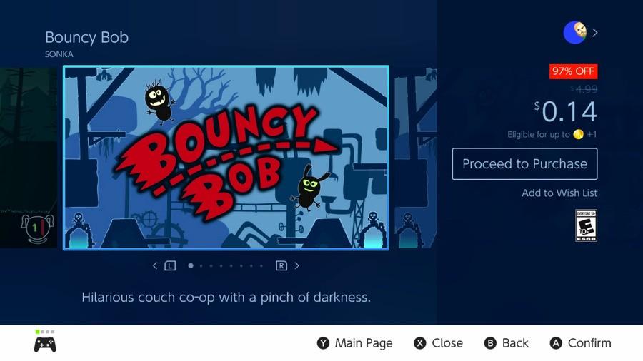 bouncy bob sale