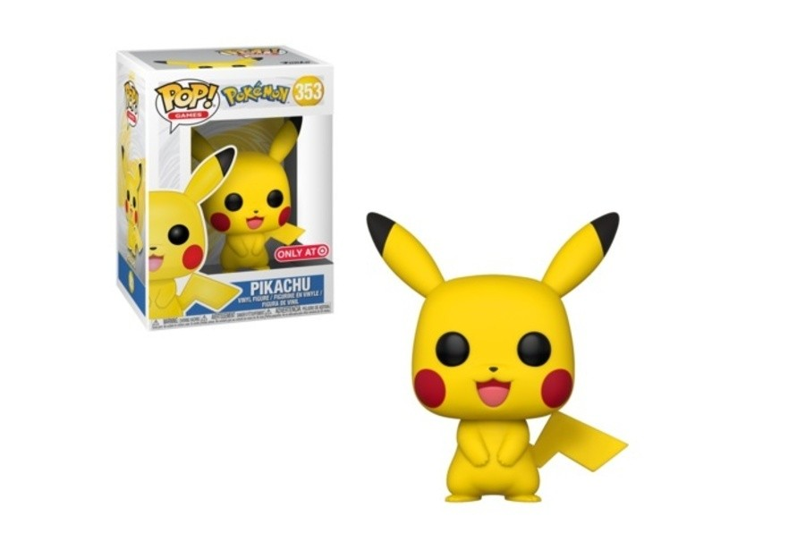 Funko Eager To Produce Nintendo-Themed Pop Figures