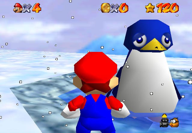 Fall Guys Adds Super Mario 64 Easter Egg