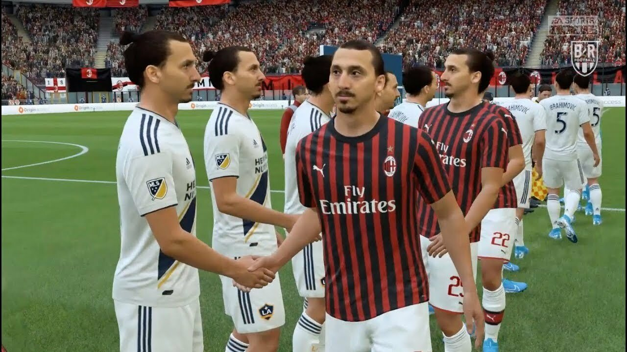 Famous Footballers Think EA Could Be Illegally Profiting From Their Names And Likenesses In FIFA