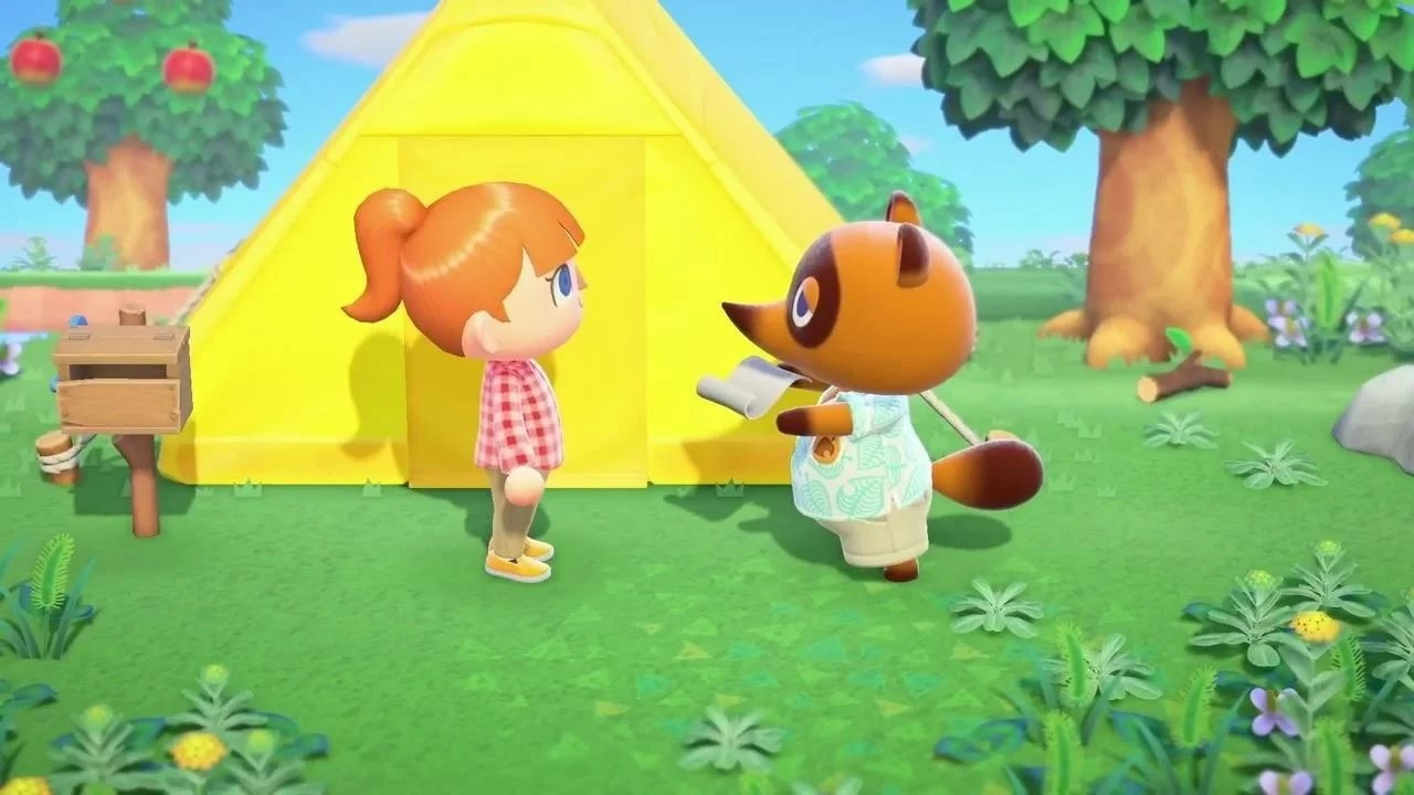Nintendo Releases Two New Commercials For Animal Crossing: New Horizons