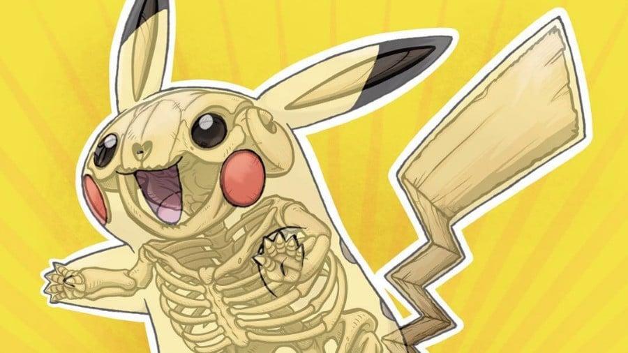 limbpaw - Pikachu