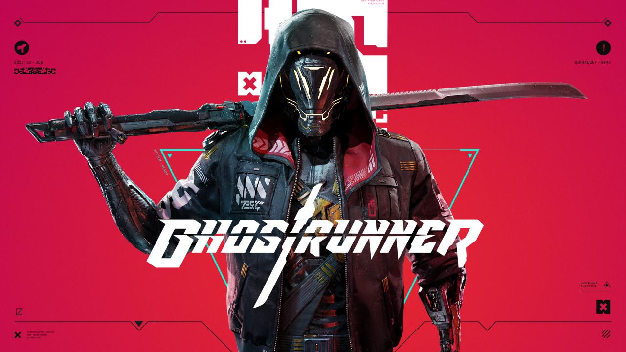 Cyberpunk Parkour Game Ghostrunner Speeds Onto Switch Next Week