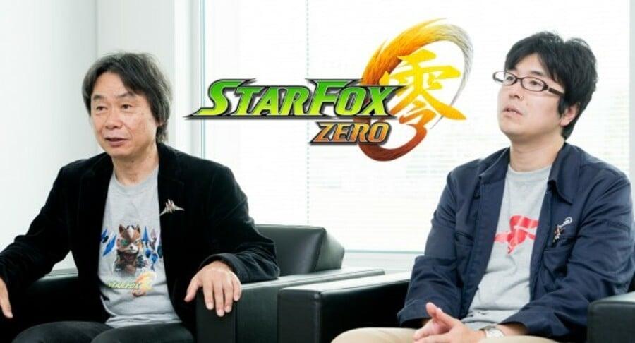 Star Fox Zero Interview