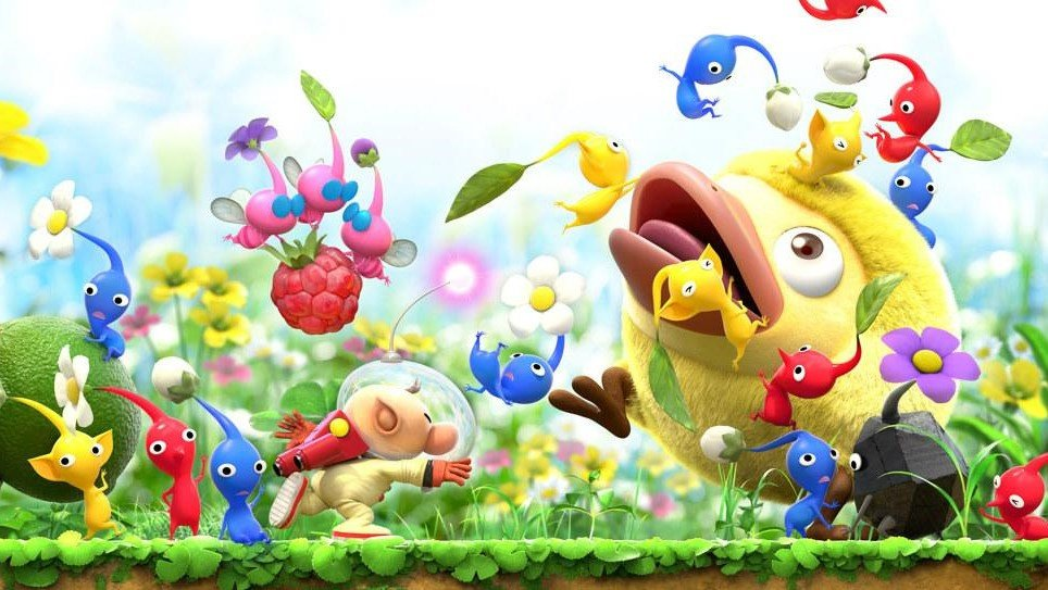 It S Been Nearly Five Years So Where In The World Is Pikmin 4