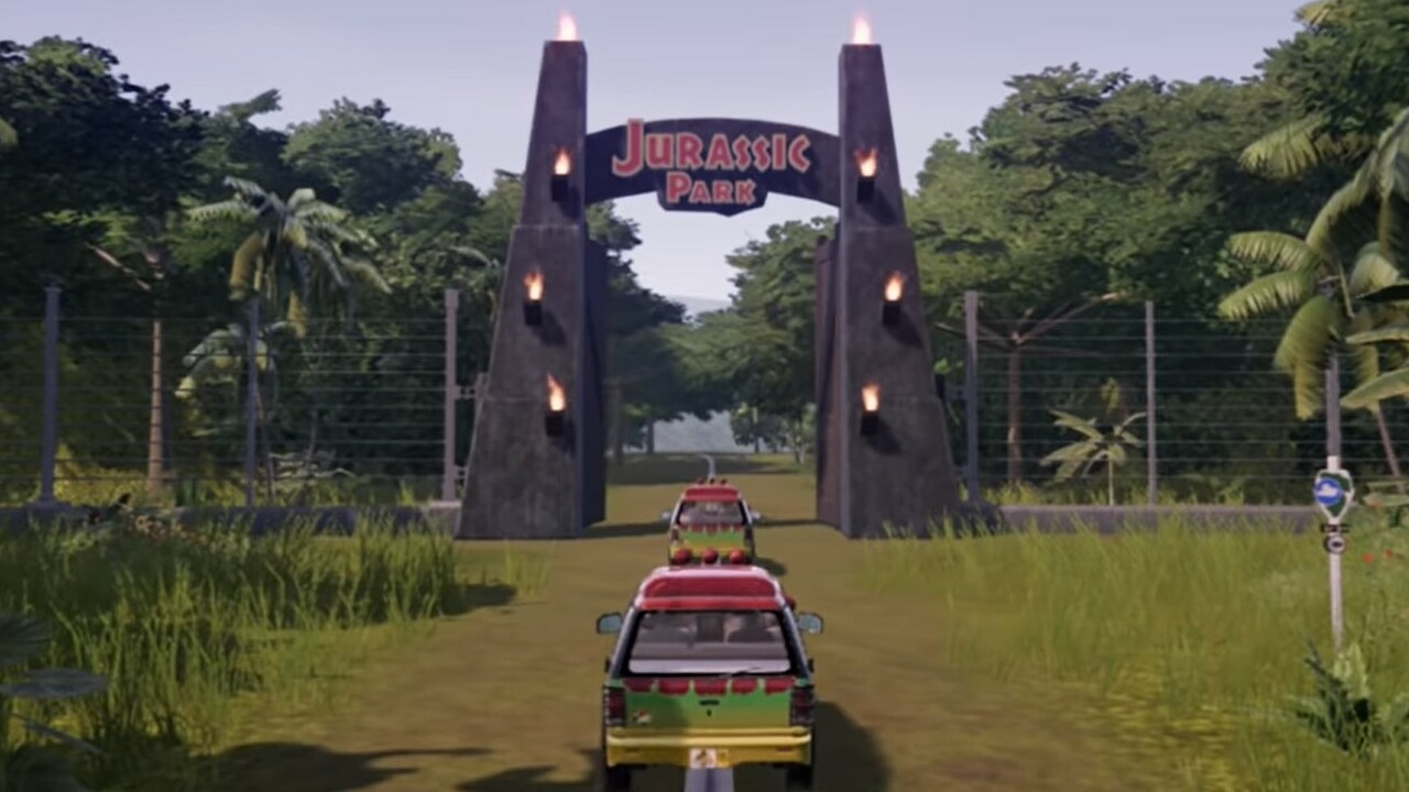Video: Jurassic World Evolution Switch Gameplay Highlighted In New Developer Spotlight