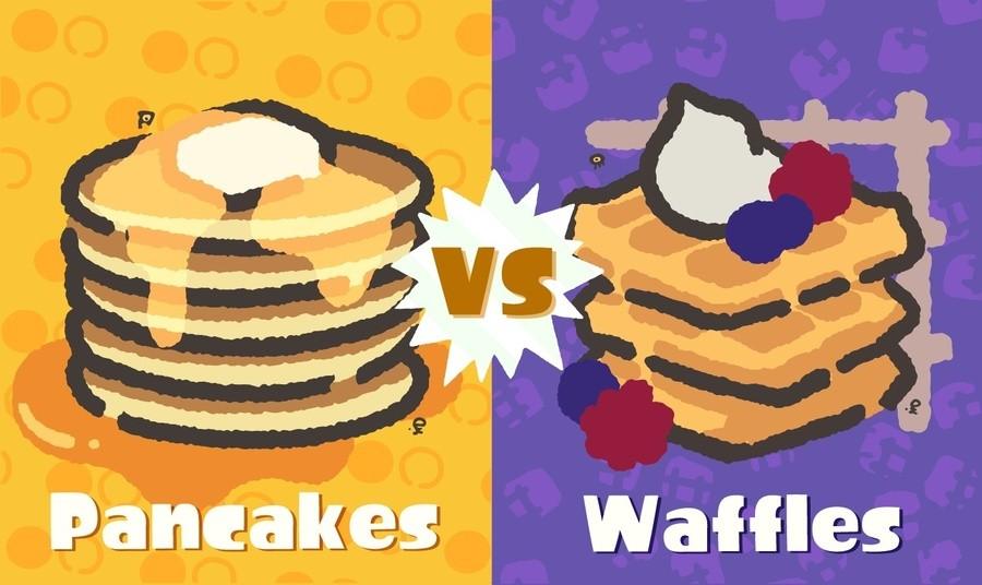 Waffles Mmm