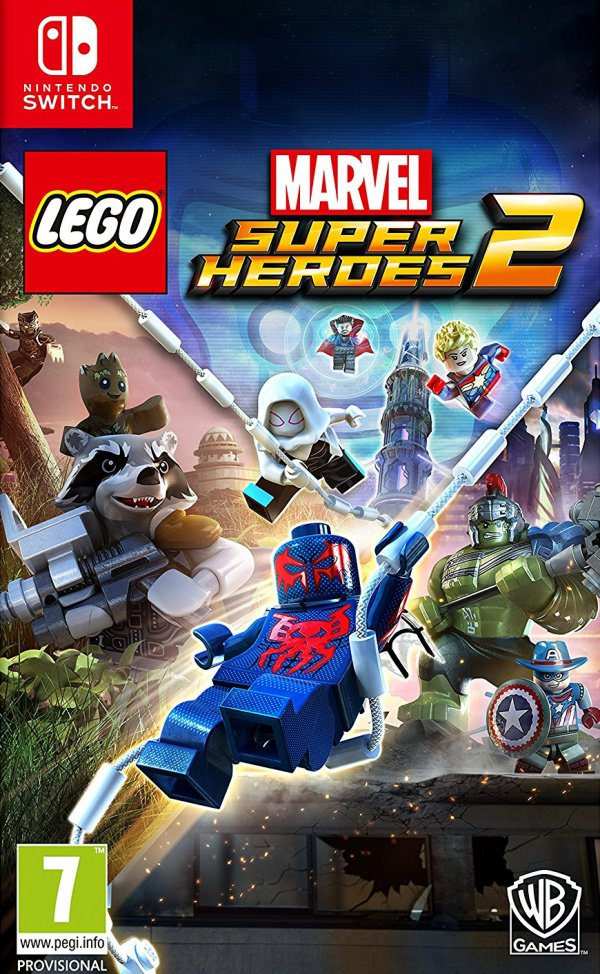 LEGO Marvel Super Heroes 2 Review (Switch) | Nintendo Life