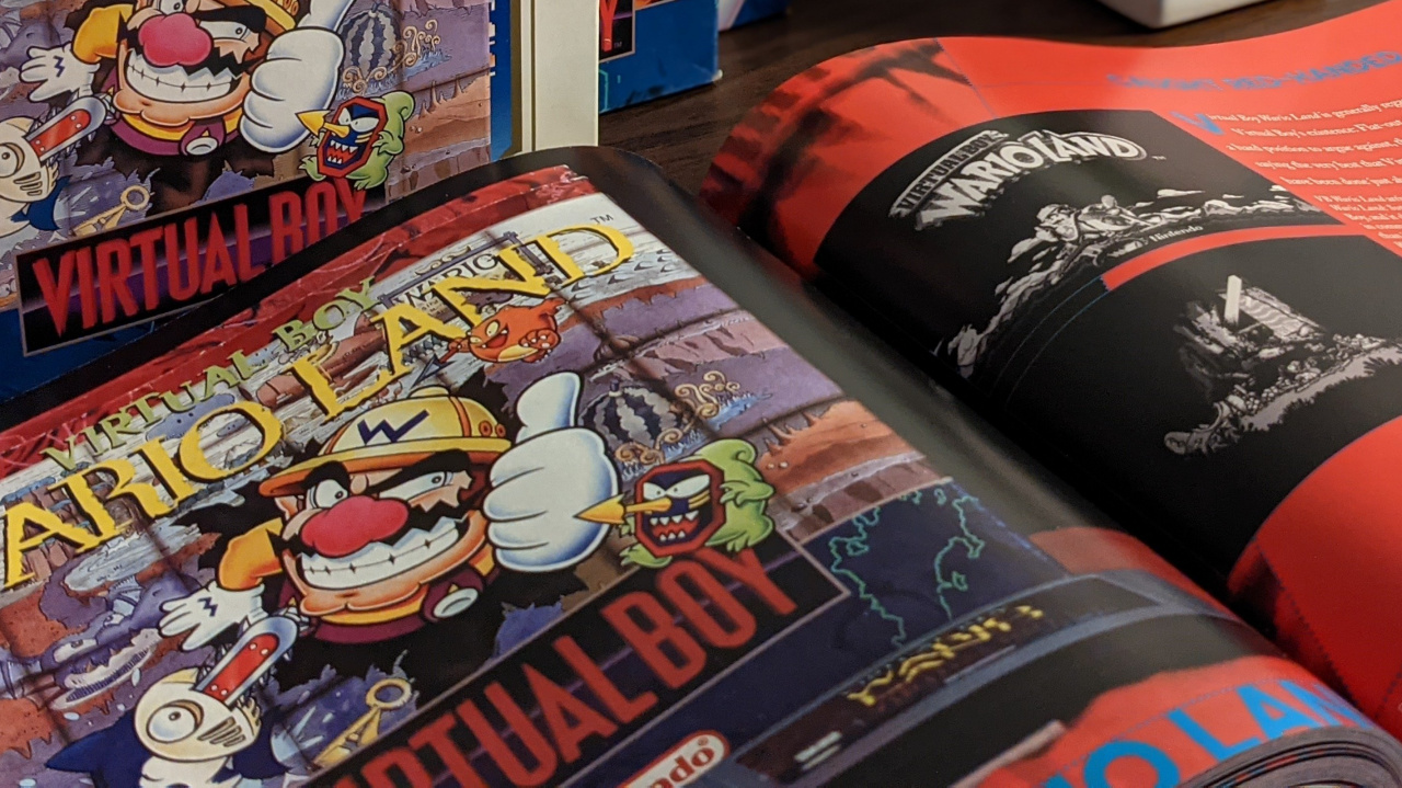 Limited Run Games Is Publishing SNES And Virtual Boy Retrospective Books