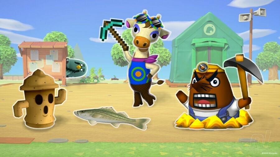 Animal Crossing New Horizons Brewster