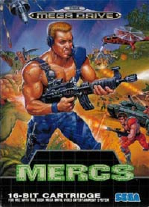 Wolf of the Battlefield: MERCS