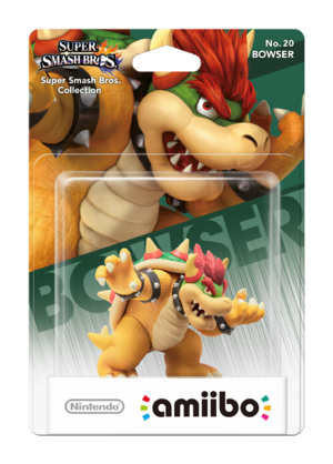 Bowser amiibo Pack