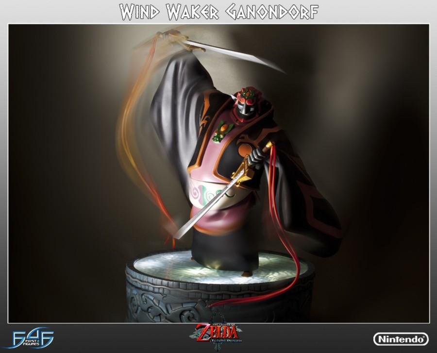 Wind Waker Ganondorf - Exclusive