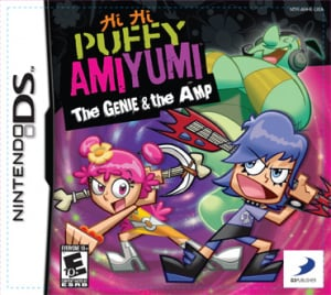 Hi Hi Puffy Ami Yumi: Genie & The Amp