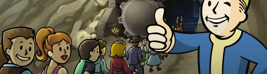 Fallout Shelter (Switch eShop)
