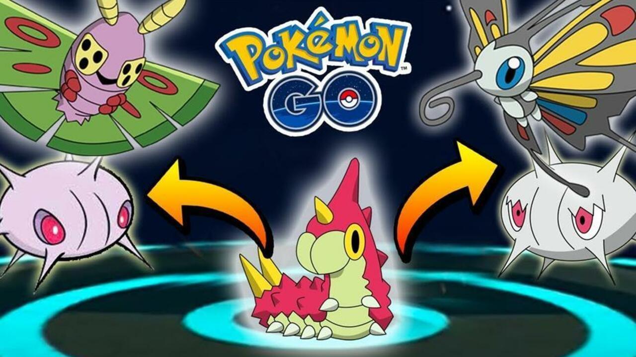 Wurmple Pokémon GO Evolution Tips - How To Evolve Wurmple