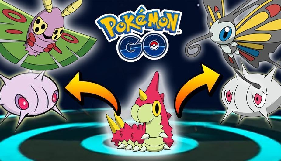 Wurmple Pokemon Go Jpg