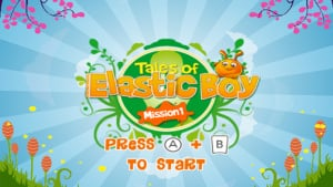 Tales of Elastic Boy: Mission 1