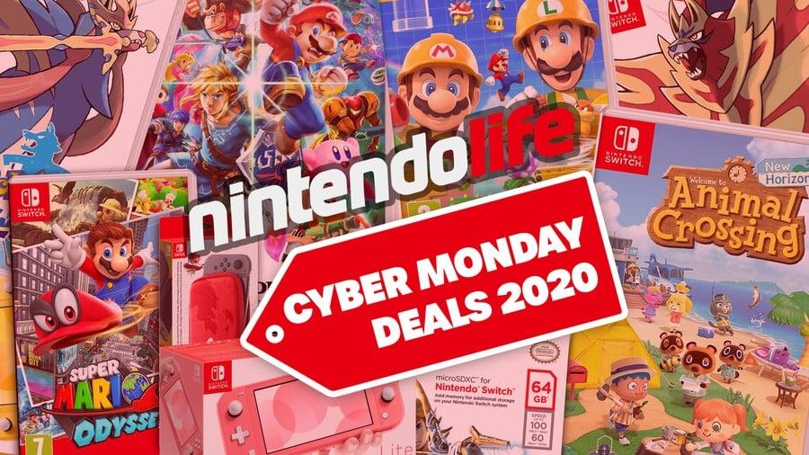 Nintendo Life Cyber Monday