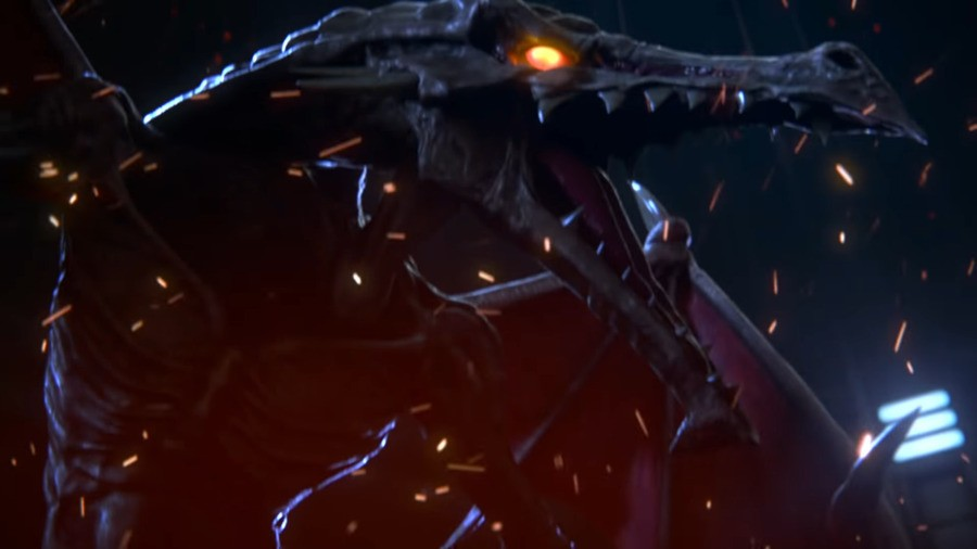 Just imagine working with Ridley...