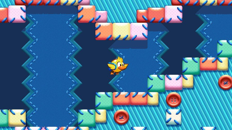 Chicken Wiggle Workshop appears to be coming along nicely on Switch