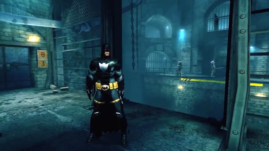 Blackgate Wii U