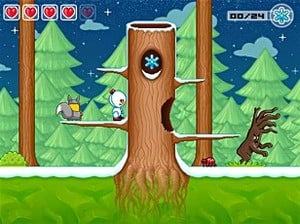 A nice little platformer with some Nintendo ties, no reason not to try it!