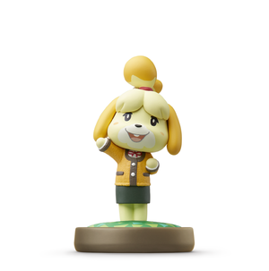 Isabelle - Winter Outfit amiibo