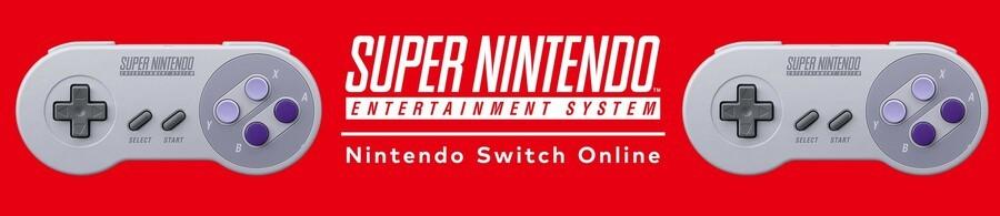 Super NES - Nintendo Switch Online