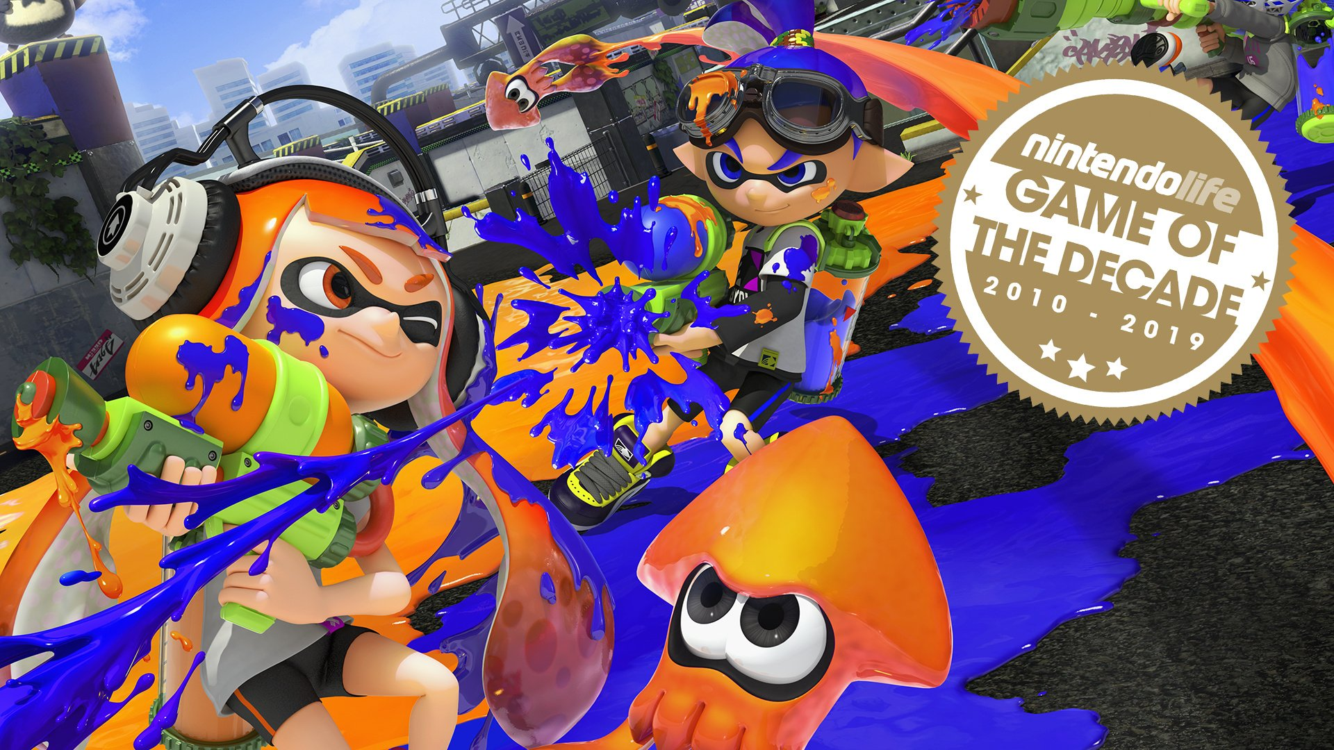 Feature: Game Of The Decade Staff Picks - Splatoon