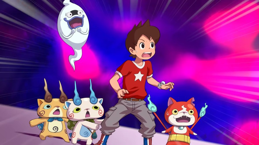 【PV】 Yokai Watch 4 PV 2 (Next Generation WHF '19 Winter Ver.) 0 52 Screenshot
