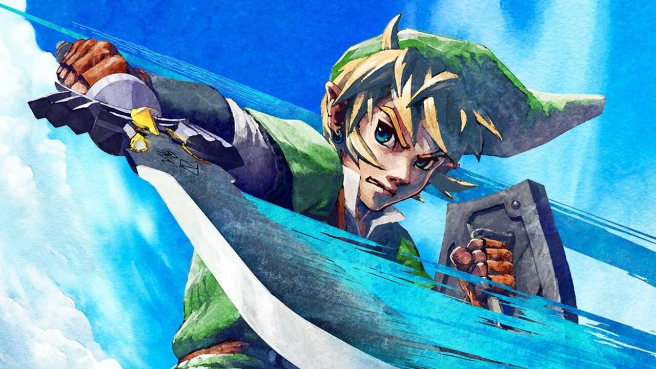 Just 10 Days Since Launch, Zelda: Skyward Sword HD Is Already Amazon's Third Best-Seller Of 2021 - Nintendo Life