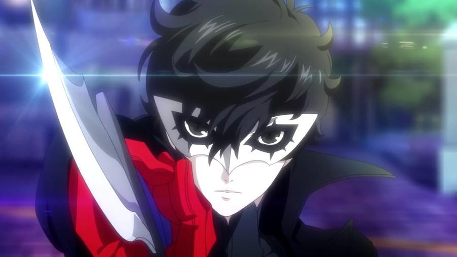 Persona 5 Scramble - Joker