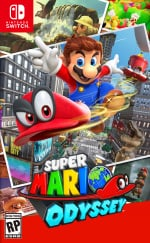 Super Mario Odyssey