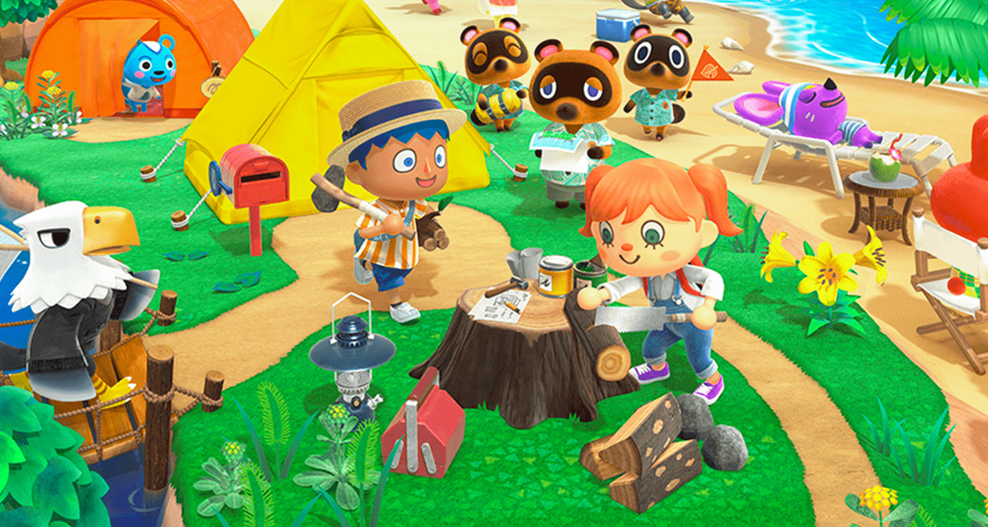 Nintendo Pulls Animal Crossing New Horizons Trailer Showing