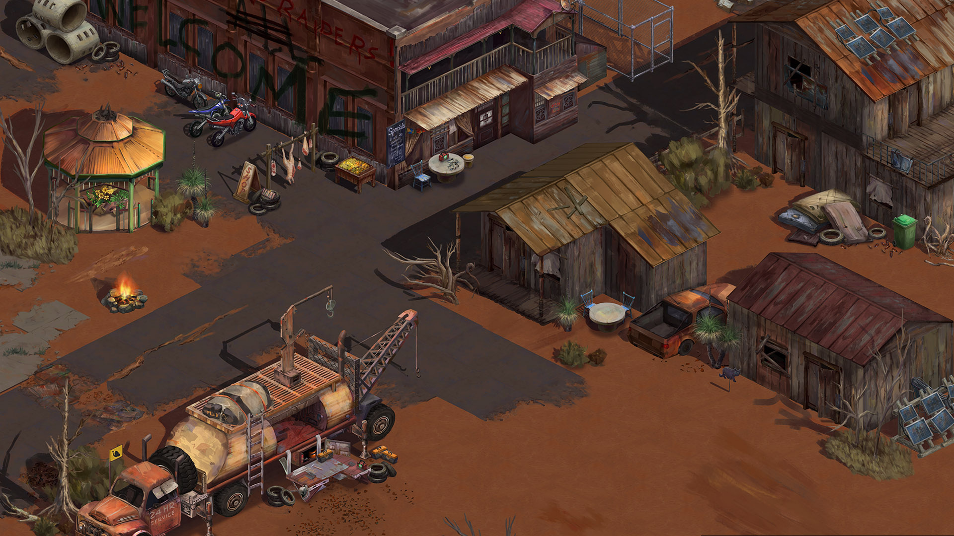Broken Roads Is A Narrative-Driven RPG That'll Test Your Morals, And It's Coming To Switch